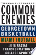 Common Enemies Book