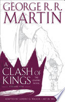 A Clash Of Kings Graphic Novel Volume One Book