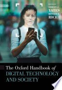 The Oxford Handbook of Digital Technology and Society Book