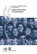Reviews of National Policies for Education  Higher Education in Kazakhstan 2007