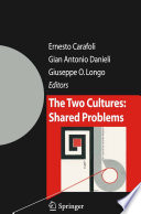 The Two Cultures  Shared Problems