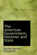 The American Government  National and State Book