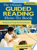 The Ultimate Guided Reading How To Book Book