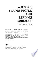 Books, Young People, and Reading Guidance