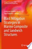 Blast Mitigation Strategies in Marine Composite and Sandwich Structures