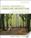 Digital Drawing for Landscape Architecture Book PDF