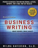 Business Writing