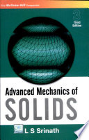 Advanced Mechanics Of Solids