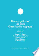 Bioenergetics of the Cell  Quantitative Aspects