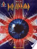 Best of Def Leppard  Songbook