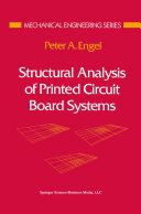 Structural Analysis of Printed Circuit Board Systems