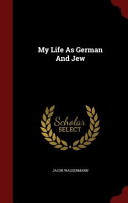 My Life as German and Jew