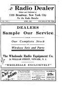 The Radio Dealer