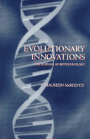 Evolutionary Innovations