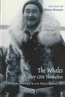 The Whales  They Give Themselves Book PDF