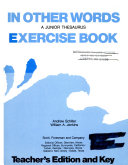 In other words   a junior thesaurus exercise book Book