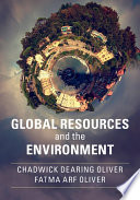 Global Resources and the Environment Book