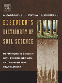 Elsevier's Dictionary of Soil Science