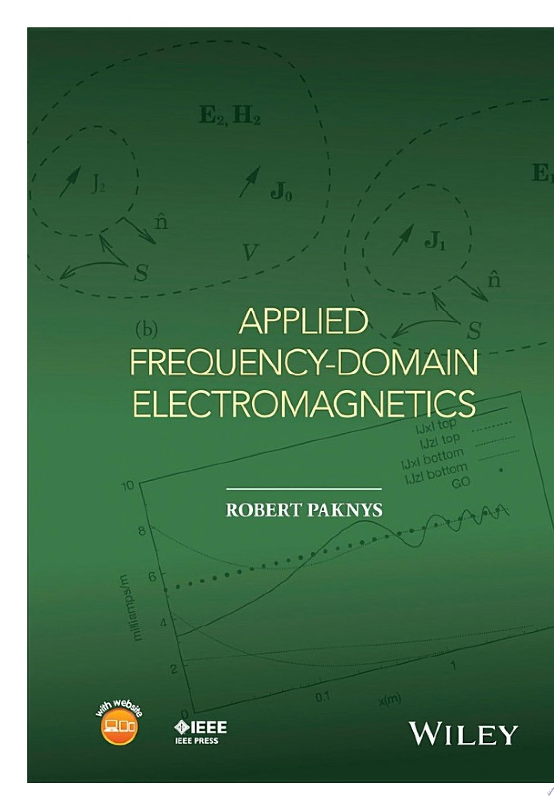 Applied Frequency Domain Electromagnetics