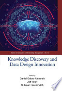 Knowledge Discovery and Data Design Innovation