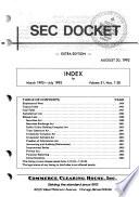 SEC Docket