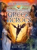 Percy Jackson s Greek Heroes Book