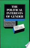 The Political Interests Of Gender
