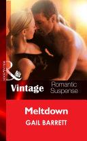 Meltdown  Mills   Boon Vintage Romantic Suspense