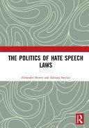 The Politics of Hate Speech Laws Pdf/ePub eBook