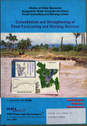 Consolidation and Strengthening of Flood Forecasting and Warning Services