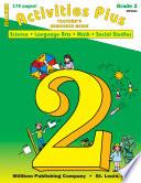 Activities Plus Grade 2 Ebook