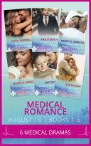 Medical Romance August 2016 Books 1 6
