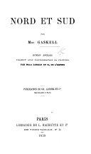 Nord et Sud ... Traduit ... par Mmes Loreau et H. de l'Espine