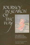 Journey in Search of the Way Pdf/ePub eBook