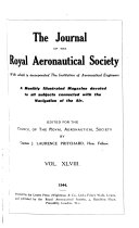 The Journal of the Royal Aeronautical Society
