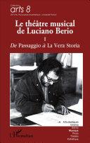 Le théâtre musical de Luciano Berio (Tome I) Pdf/ePub eBook