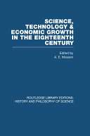 Science, technology and economic growth in the eighteenth ...