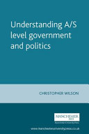 Understanding A S Level Government Politics