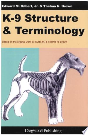 Download K-9 Structure & Terminology Free Books - EBOOK