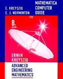 Mathematica Computer Manual to Accompany Advanced Engineering Mathematics, 8th Edition