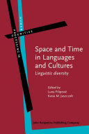 Space and Time in Languages and Cultures Pdf/ePub eBook