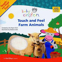 Touch and Feel Farm Animals Book PDF