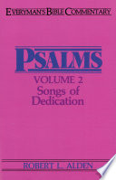 Psalms Volume 2  Everyman s Bible Commentary