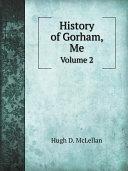 History of Gorham