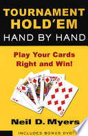 Tournament Hold  em Hand by Hand