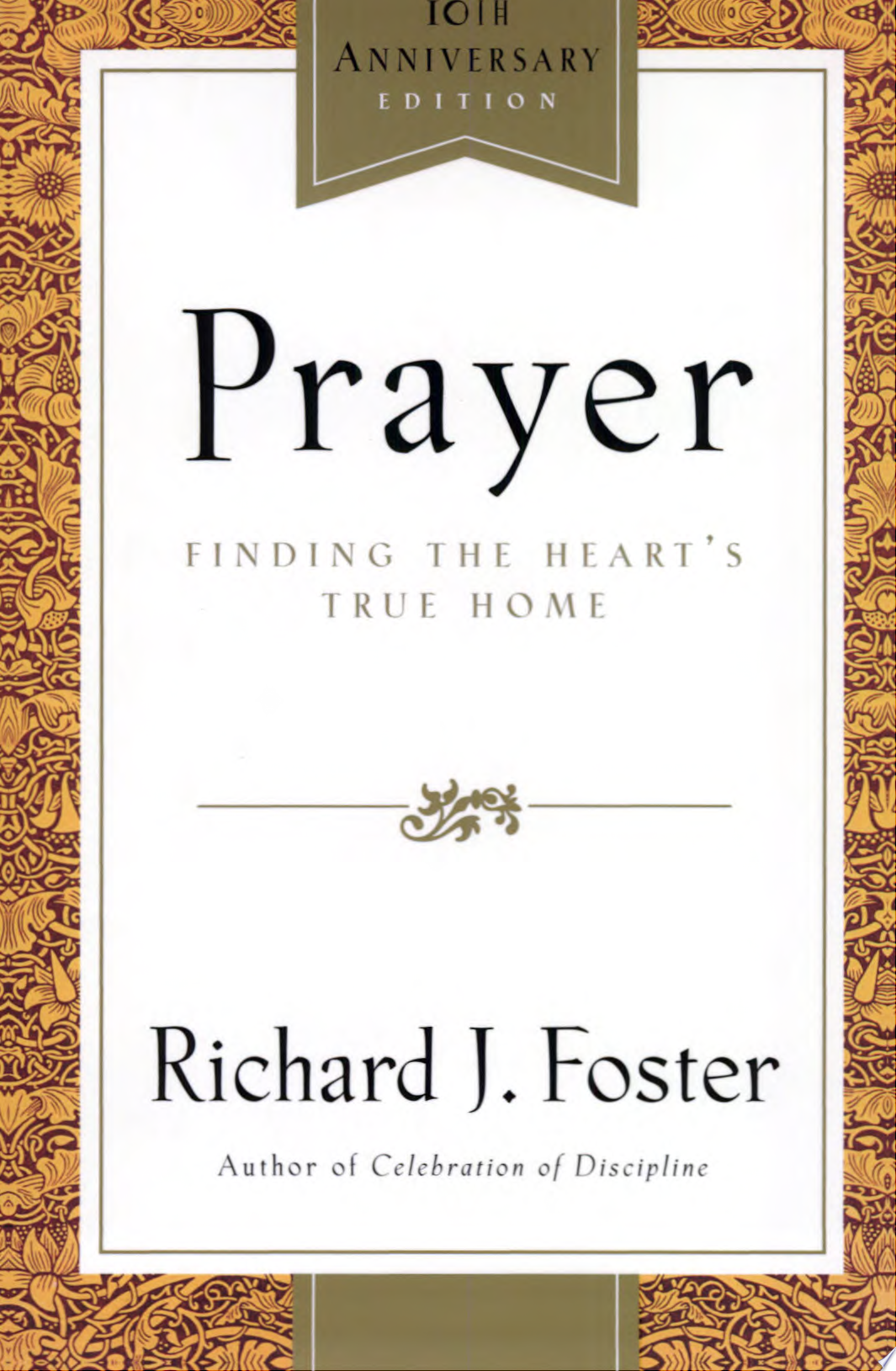 Prayer   10th Anniversary Edition