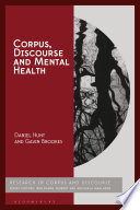 Corpus Discourse And Mental Health