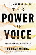 The Power of Voice Pdf/ePub eBook