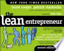 The Lean Entrepreneur