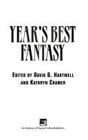 Year s Best Fantasy